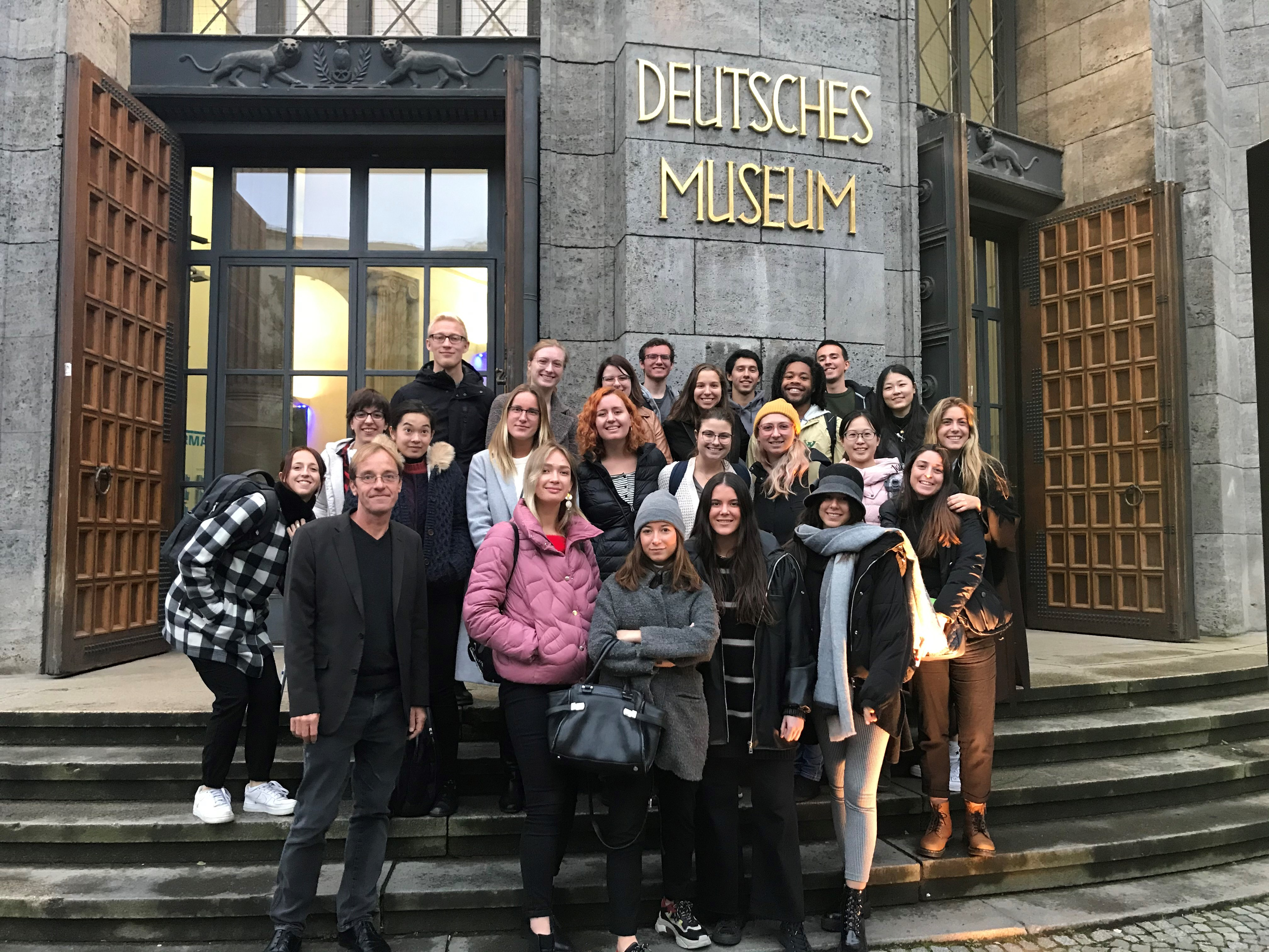 WiSe1920 - Exkursion 1 - Deutsches Museum